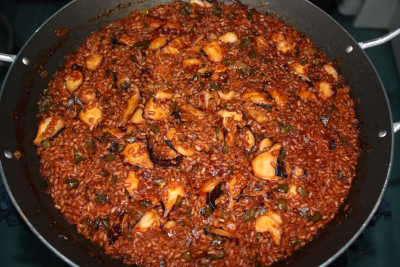 Cocer arroz